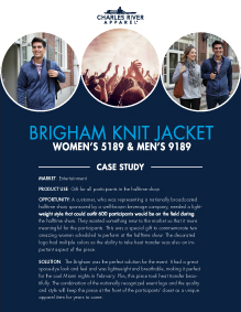 Brigham Knit Jacket (5189/9189) - Entertainment