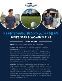 Freetown Polo and Henley (2143/3145) - Financial/Banking