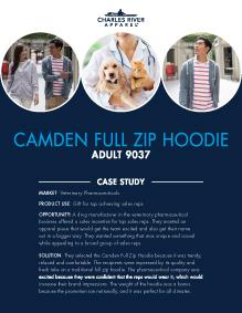 Camden Full Zip Hoodie (9037) - Veterinary Pharmaceuticals