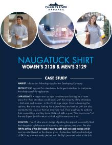 Naugatuck Shirt (2128/3129) - Information Technology Company