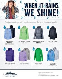 Rainwear Flyer