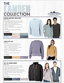 Camden Collection Flyer