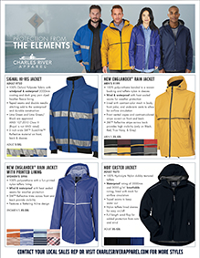 Protection From The Elements Flyer