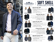 Soft Shell Collection Flyer